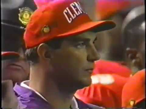 1993 - Tommy West Returns to Clemson