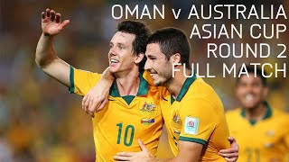Oman V Australia - 2015 Asian Cup Round 2 - Full Match