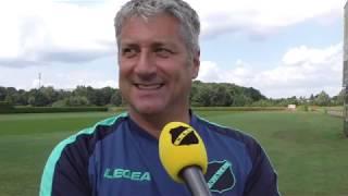INTERVIEW | Ruud Brood blikt vooruit op FC Dordrecht - NAC