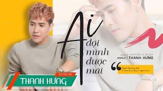 [Beat Nam] Ai Đợi Mình Được Mãi - Thanh Hưng | Karaoke Tone Nam