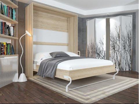 Schrankbett 160x200 | Raumsparbett in hoher Qualität | BS Möbel