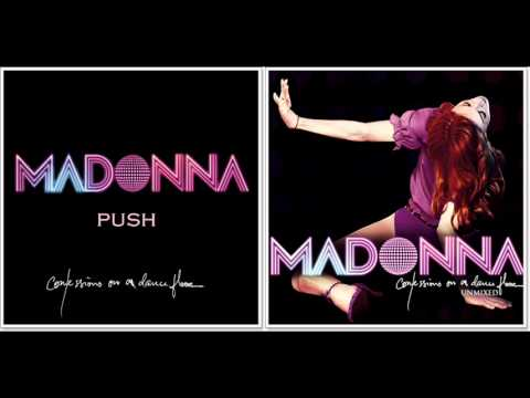 Madonna - Push (Confessions On a Dance Floor - Unmixed)