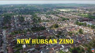Super Smooth Flight of New Hubsan Zino 2+ Plus Full HD Camera Review (not hubsan zino mini pro)!!!