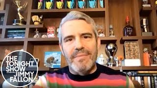 Andy CohenShares His COVID-19 Experience