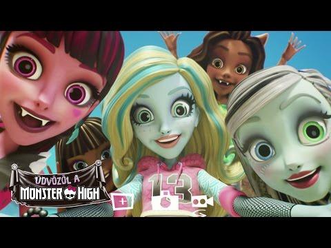 Üdvözöl a Monster High online