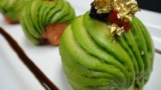 Amazing Edible Art - Spicy Tuna Bon Bon - How To Make Sushi Series