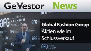 Global Fashion Group: Aktien wie im Schlussverkauf
