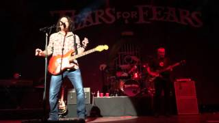 """Tears For Fears - """"Ready To Start"""" (Arcade Fire cover) - Las Vegas, NV - 12-13-2014"""