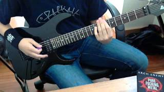 Demoniality (Arch Enemy) Guitar Cover