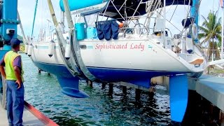 """""""Just Another Day in Paradise"""" - Part 4 - 'Sophisticated Lady' Re-launched in St Lucia, CARIBBEAN!"""