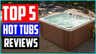 Top 5 Best Plug In And Play Hot Tubs In 2020