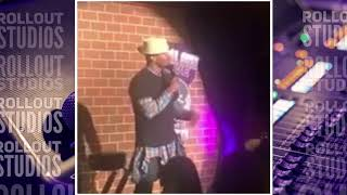 JAMIE FOXX DOES SOME COMEDY AT ROLL OUT LIVE WITH SPEEDYNFRIENDS LIVE TAPING