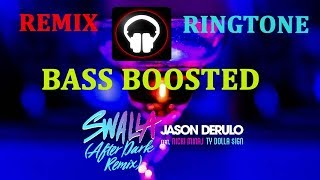 Bass Boosted | Jason Derulo - Swalla (feat. Nicki Minaj  Ty Dolla $ign) | Swalla Remix