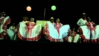 preview picture of video 'Colima BALLET FOLKLORICO TLATELLI-TLATELOLCO'