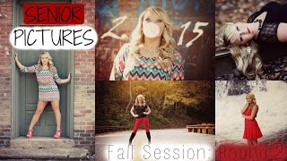 Senior Pictures: Round Two (Fall Session)