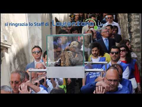 Preview video Video cerimonia religiosa Beato Egidio 2018 Laurenzana 27 maggio 2018