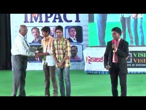 Commitment|Shiva|TELUGU IMPACT Hyd Mar 2016