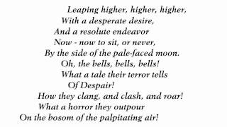 The Bells by Edgar Allan Poe (read by Tom O'Bedlam)