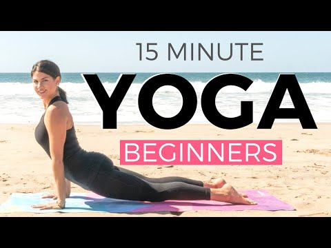 15 minute Morning Yoga for Beginners WEIGHT LOSS edition ...