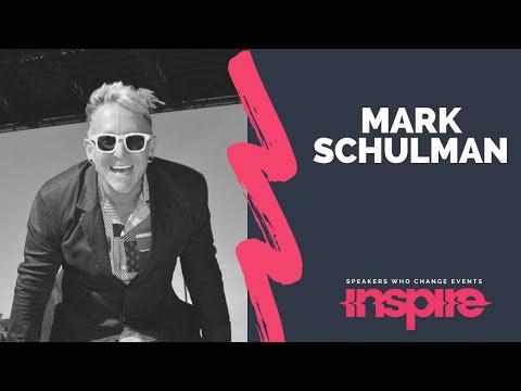 Mark Schulman - 3 Minute Virtual Keynote Demo