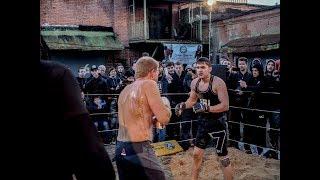 БОЕЦ ФБР против Русского бойца без правил