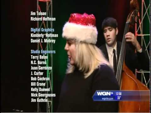 Heather Moran Performs on WGN: part3 Long spot
