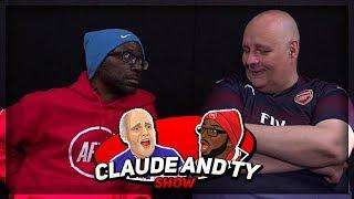 Should Arsenal Boycott The Europa League Final Because Of Mkhitaryan?   Claude & Ty Show