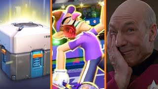 Netherlands vs STEAM + Mario Tennis Aces: Is It Good? + Jean-Luc Picard Returning To Star Trek?