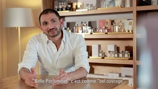 Francis Kurkdjian – Interview Les Belles Rencontres du Printemps – Printemps Paris 2015
