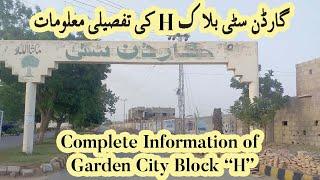 Garden City block H II Scheme 45 II Vlog # 43