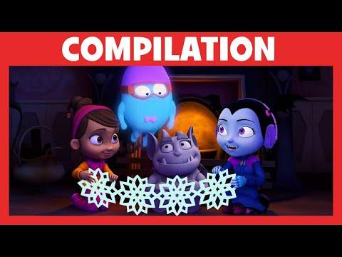 Vampirina - Compilation de chansons d'hiver