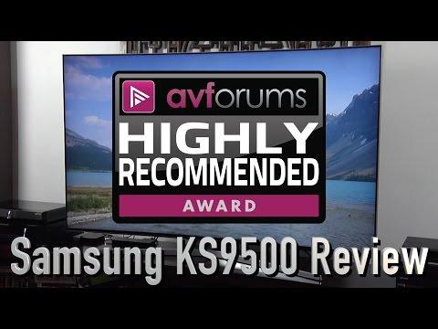 Samsung UE65KS9500 (UE65KS9800) 4K UHD HDR TV Review