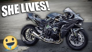 The Ninja H2 IS BACK + Important Changes