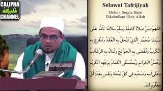 Syeikh Nazrul Nasir Al Azhari - Selawat Tafrijiyah