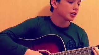 Чеченец поёт про ЧЕЧНЮ