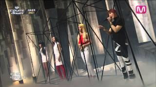 2NE1_살아봤으면 해 (IF I WERE YOU by 2NE1 of M COUNTDOWN 2014.03.13)
