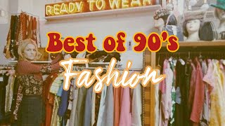 The Best of 90's Fashion // how to: 90's style