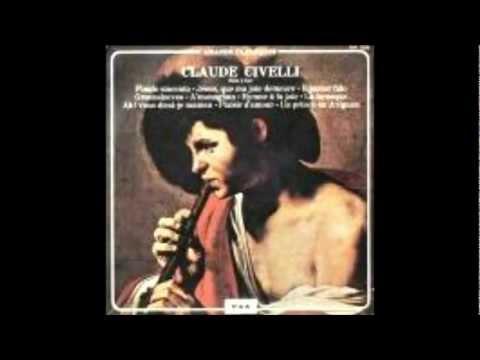 Claude Civelli - Flauto Staccato