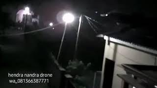 VLOG !! Di malam hari with drone mini murah kamera fpv wife.