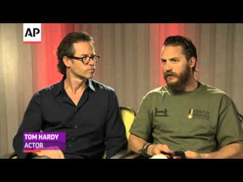 Tom Hardy on Bonding With Cast of 'Lawless'