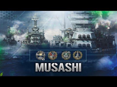 Ranked na Musashi - na co komu drużyna?