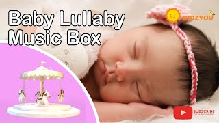 Baby Sleeping Music♥Lullaby for Baby to Sleep – Music Box for Babies ♫♥Relaxing & peaceful music