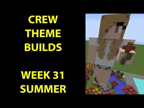 Minecraft - Your Theme Builds - Week 31 - Summer