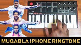 "Video thumbnail of ""Muqabla - Street Dancer 3D | iphone Ringtone By Raj Bharath | Prabhudeva |A.R.Rahman"""