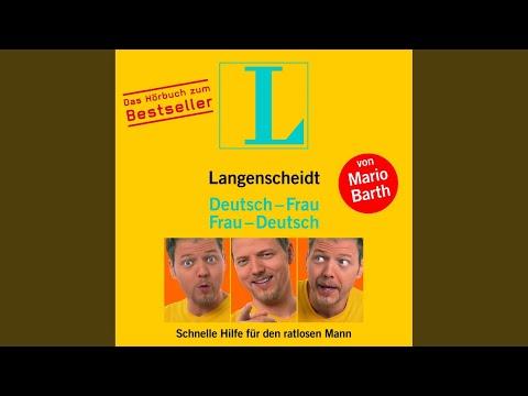 Kapitel 3 - Langenscheidt Deutsch-Frau/Frau-Deutsch