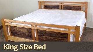 260 - King Size Bed