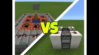 How To Make EFFECTIVE TNT Player Launchers In Minecraft PE! (+End Crystal Bomb)