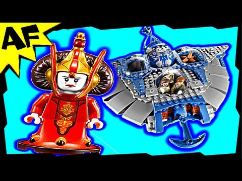 Vidéo LEGO Star Wars 9499 : Le Gungan Sub