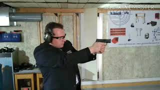 SIG Sauer: IWA Range Days 2018 - testing the SIG Sauer P365 pistol!