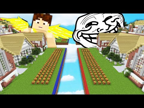 HOW TO PRANK YOUR FRIENDS WITH LUCKY BLOCKS IN MINECRAFT